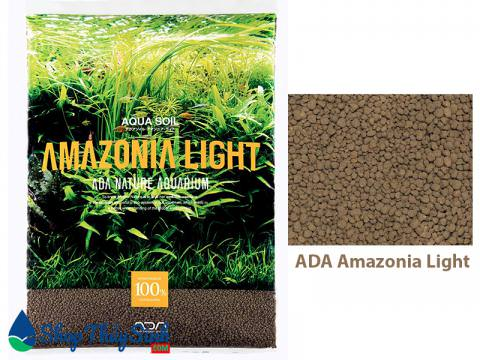 Phân nền ADA Amazonia Light Loại đất nền chuyên thủy sinh