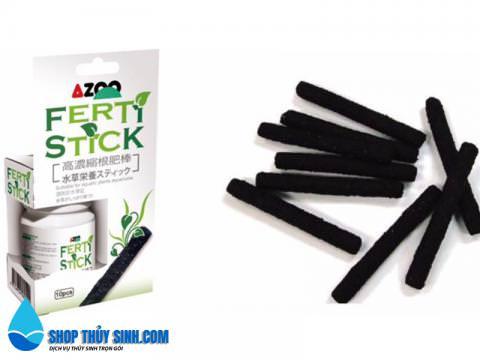 Phân nhét cho hồ thủy sinh Ferti Stick của hãng Azoo