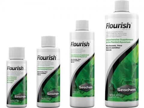 Phân nước cho cây thủy sinh Seachem Flourish