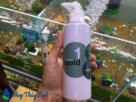 Phân nước thủy sinh Liquid 1 dùng cho cây mới trồng