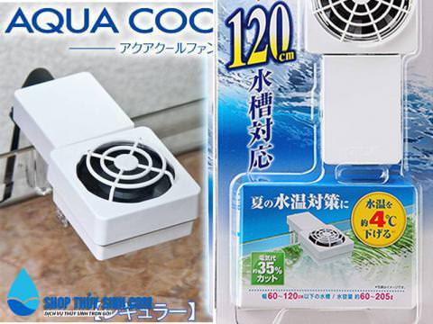 Quạt làm mát cho hồ thủy sinh Gex Aqua Cool Fan 60 và 120