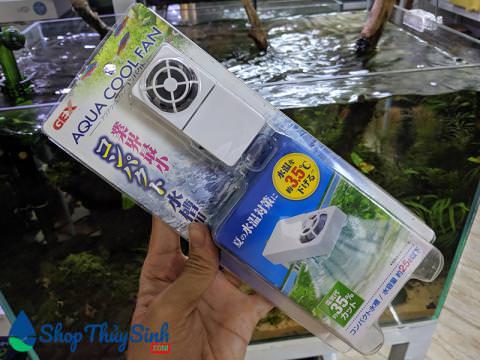 Quạt làm mát hồ thủy sinh mini Gex Cool Fan