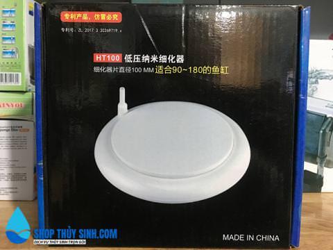Sủi đĩa siêu mịn HT100 là loại sủi oxy siêu mịn được đánh giá cao