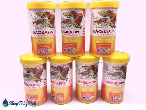 Thức ăn cho cá cảnh Auqafin 9 250ml