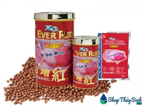Thức ăn cho cá cảnh La Hán XO EVER RED