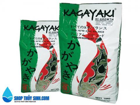 Thức ăn cho cá Koi Kagayaki Koi Food Growth