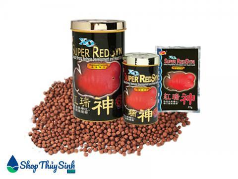 Thức ăn chuyên dụng cho cá La Hán lên màu XO SUPER REDSYN