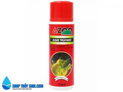 Thuốc diệt rêu hại cho hồ thủy sinh Azoo Algae Treatment