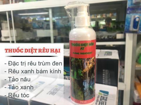 Thuốc diệt rêu hại cho hồ thủy sinh nhãn hiệu AT