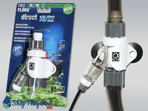 Trộn Co2 cao cấp JBL ProFlora Direct chính hãng