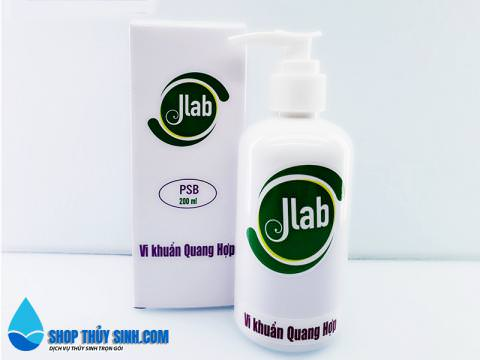 Vi khuẩn quang hợp PSB của Jlab